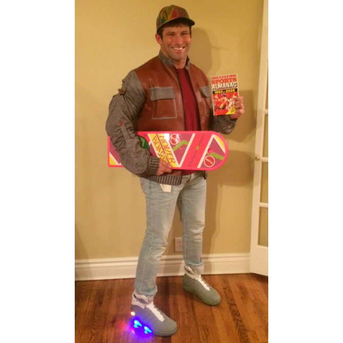 zack ryder wearing the costume nike mag