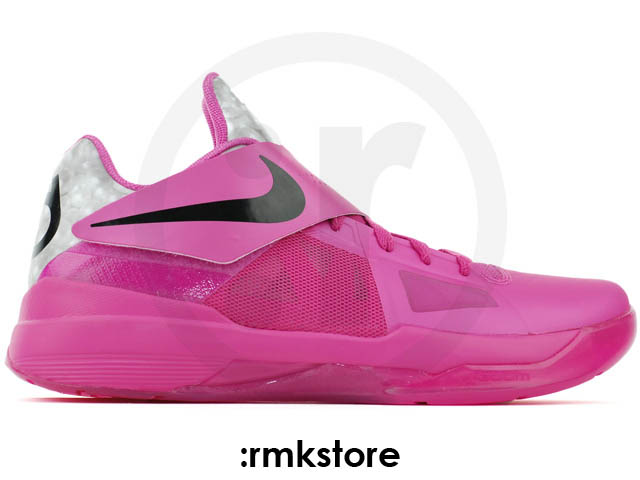 Nike Zoom KD IV Aunt Pearl Think Pink Kay Yow 473679-601 (1)