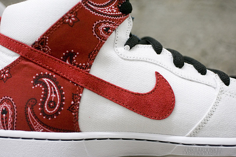 Nike SB Dunk High Cheech & Chong