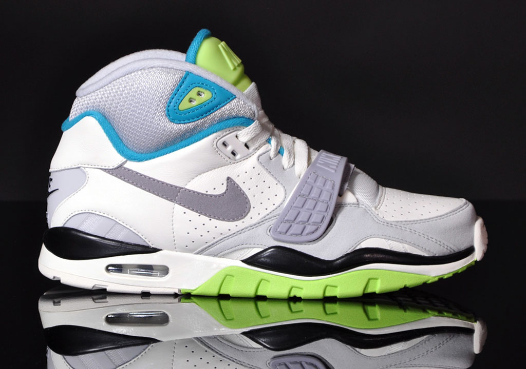 The Top 10 Strapped Sneakers of All-Time: Nike Air Trainer SC-II