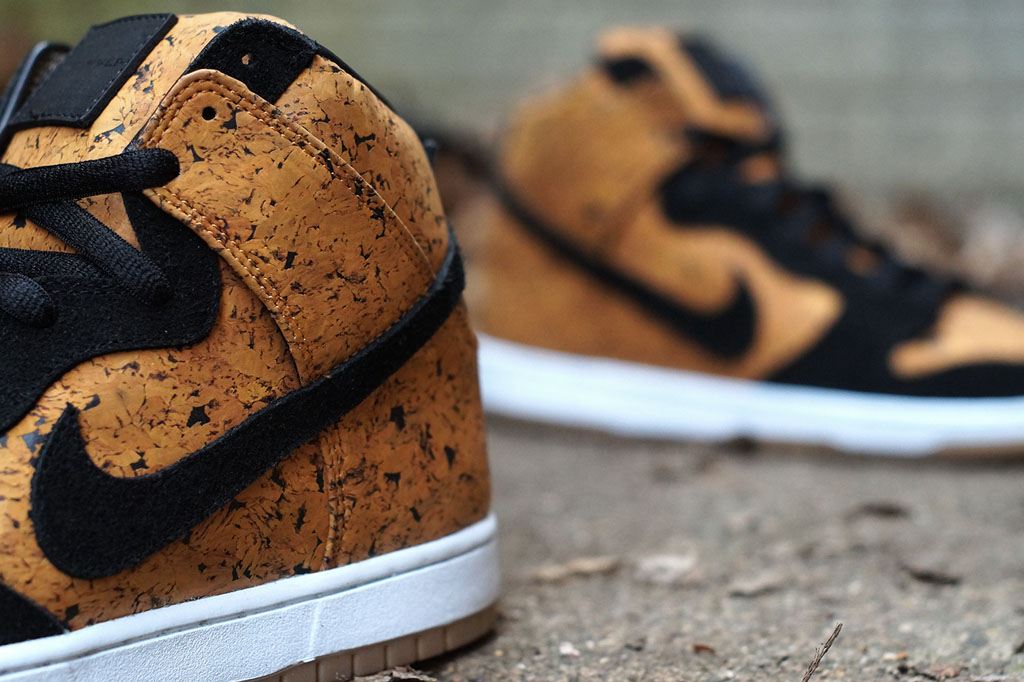 Nike Dunk High SB 'Cork' by JBF Customs (3)