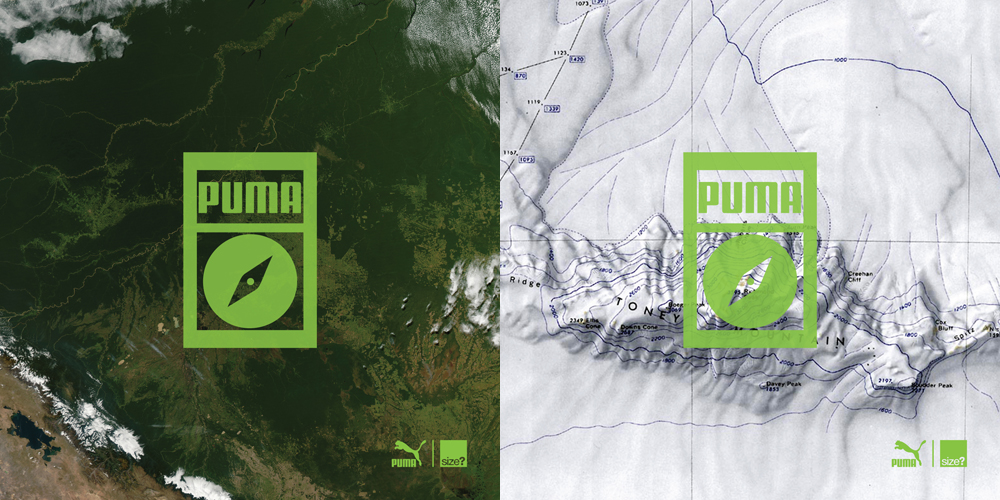 size  and Puma are back with Part 2 of their  Wilderness  Pack. ddbff8eeaf