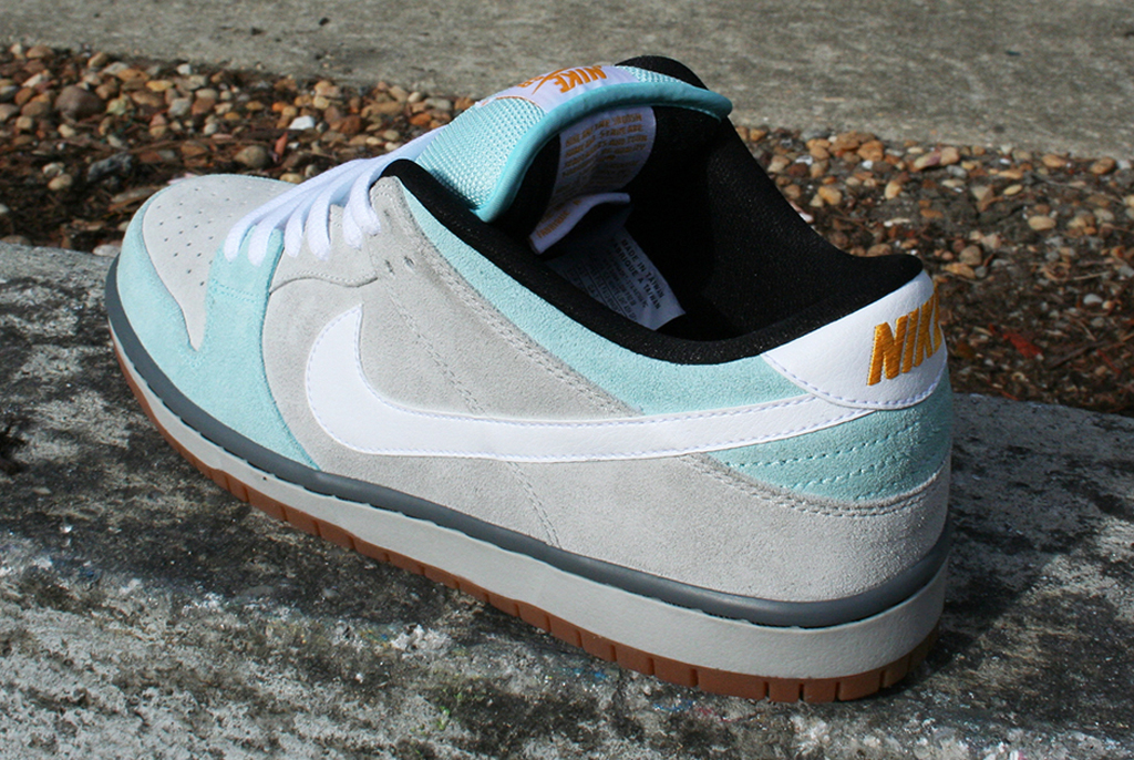 half off c1cdc 5fb55 Plus Skate Shop x Nike SB Dunk Low  Glacier Ice    Sole Collector