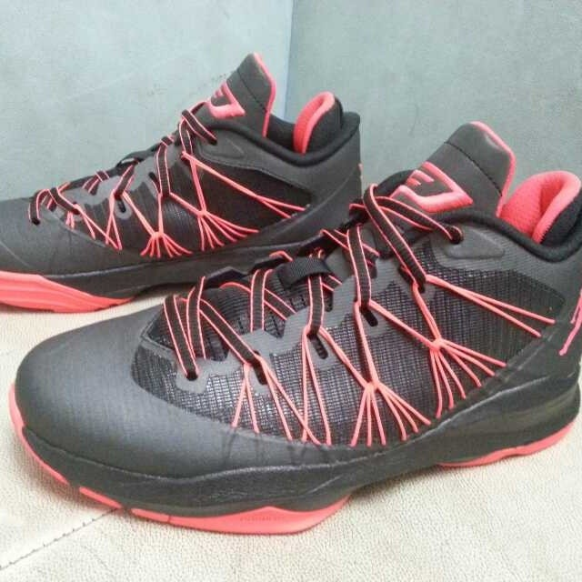 Jordan CP3.VII AE Black Infrared White 644805-024 (1)
