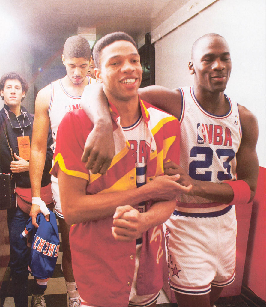 #2350 // 50 Classic Michael Jordan All-Star Game Photos (4)