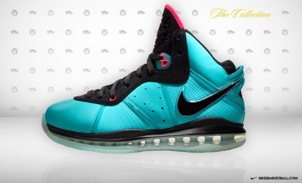 Sole Collector Top 10 - Nike LeBron 8 V