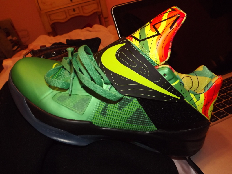 differently e4aa5 76210 Release Recap  Nike Zoom KD IV -