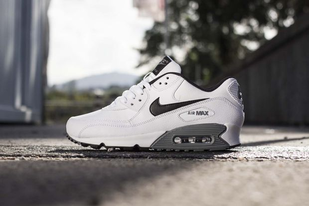 air jordan china - Nike Air Max 90 Essential - White/Black-Cool Grey | Sole Collector