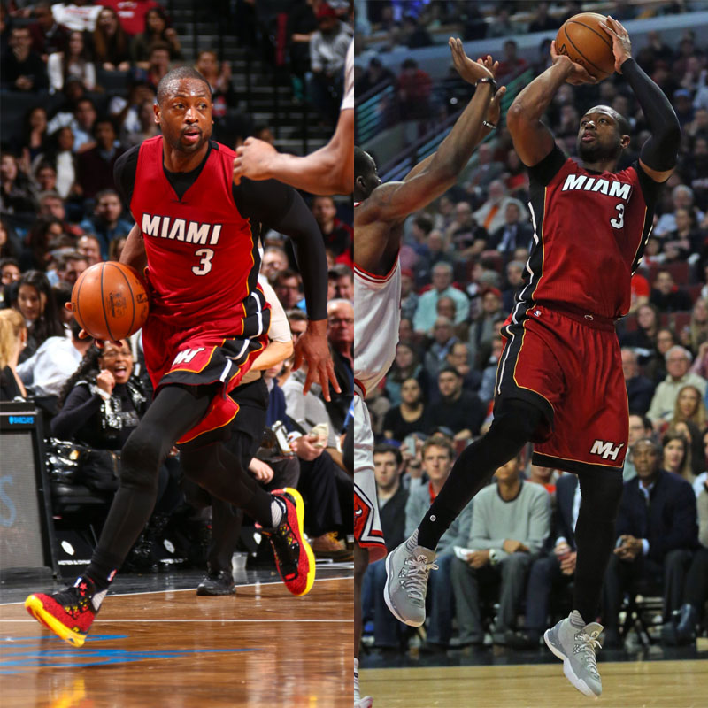 #SoleWatch NBA Power Ranking for January 31: Dwyane Wade