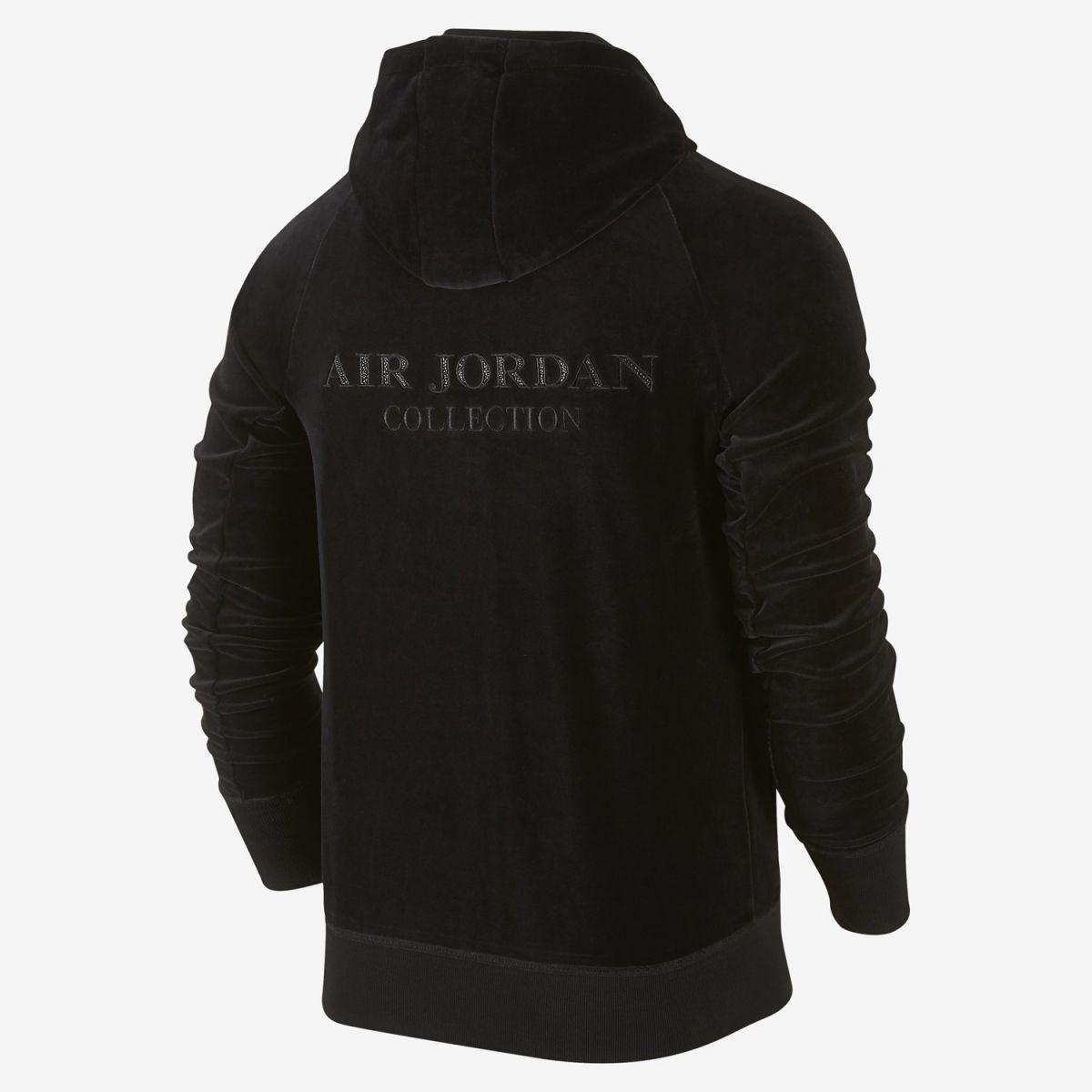 29e833de1568 Jordan Brand Unveils the Black OVO Collection