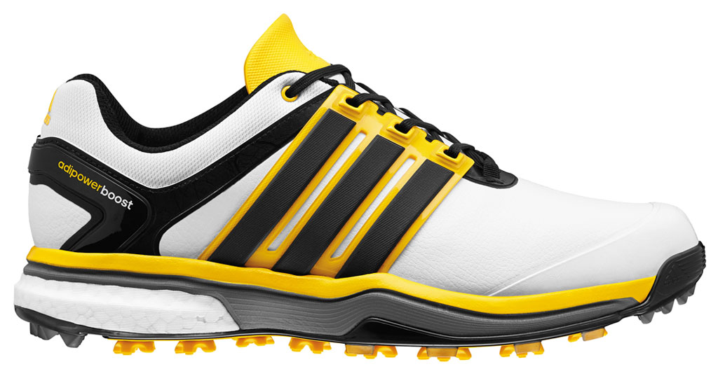 96817804a61 adidas Adds New Colors to the adiPower Boost Golf Shoe