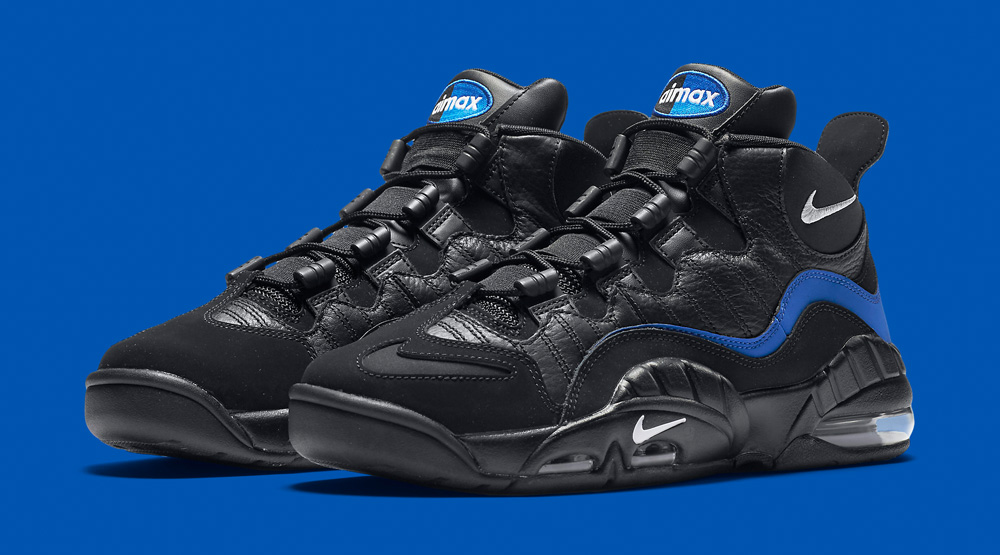 62aad7b4cf1 You Can Get This OG Chris Webber Nike Shoe Now. An update on the Air Max  Sensation s ...