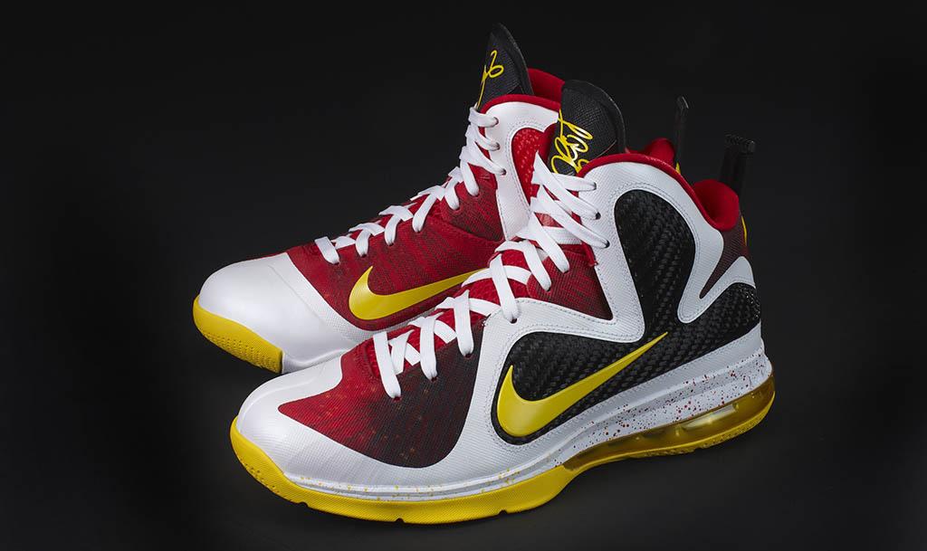 best sneakers 89b5f c96a7 Nike LeBron 9 MVP