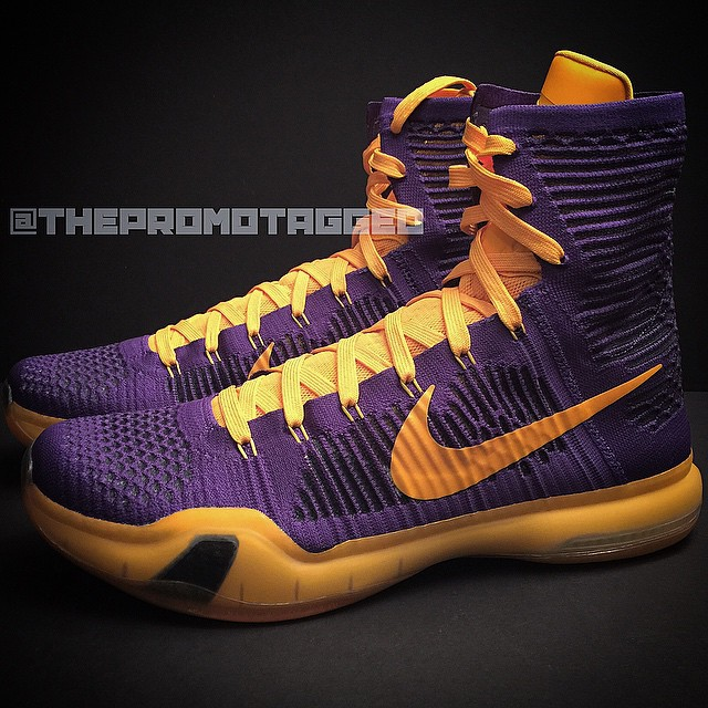 72beb627411f A True  Lakers  Nike Kobe 10 Elite