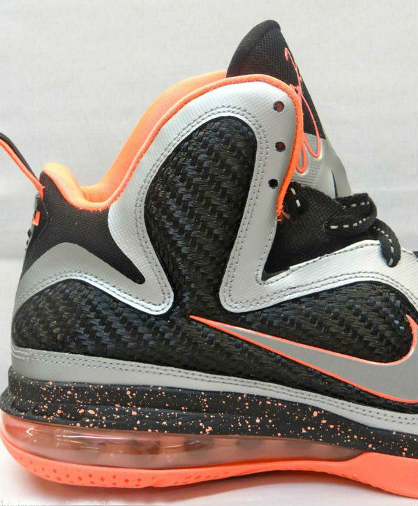 innovative design a164c 3c1a0 Nike LeBron 9 Mango 469764-005 (4)