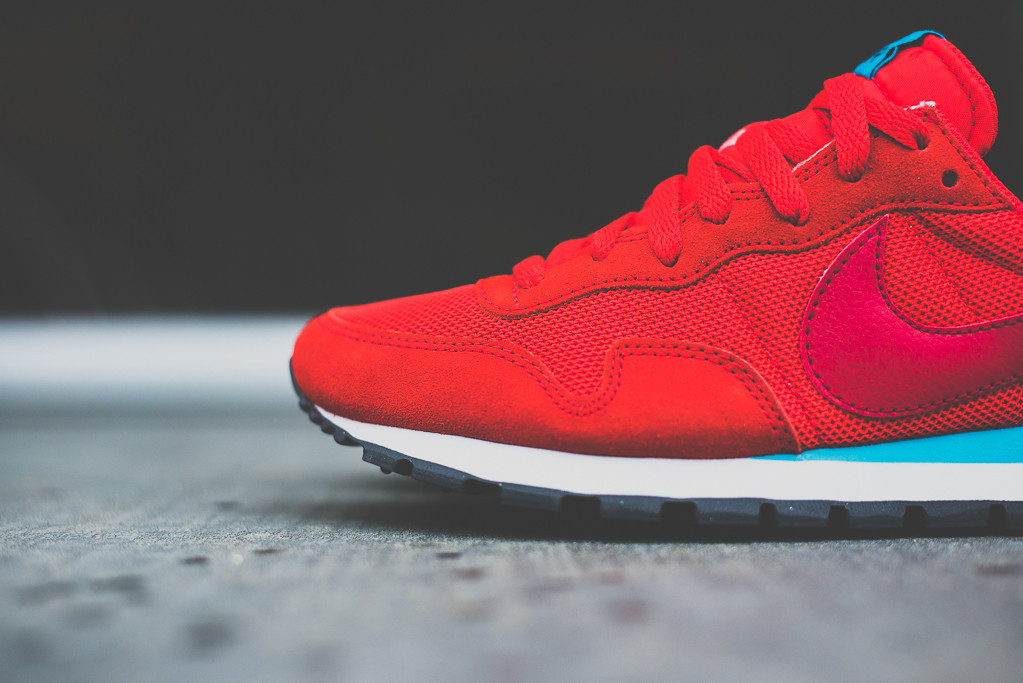 bcd89f2961f0 Nike Air Pegasus 83 Red Women