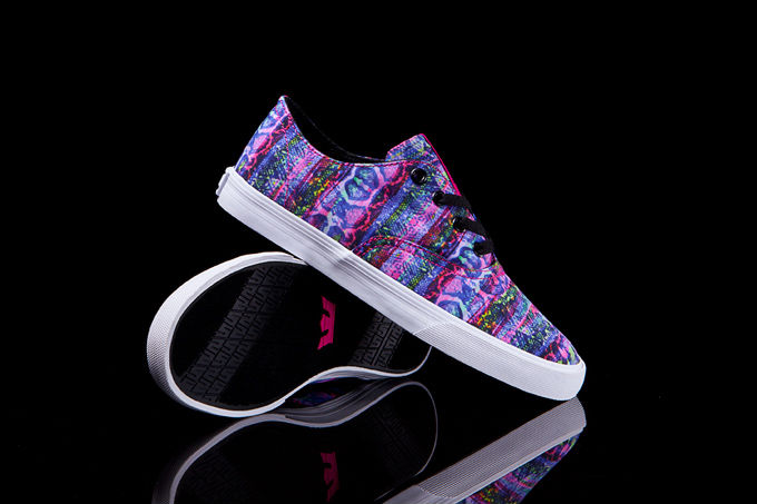 Maurizio Molin x SUPRA Footwear Women's Collection Wrap