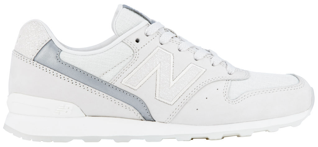 New Balance Women's Grey Collection (3)