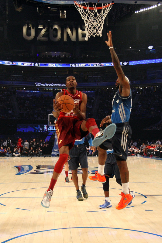 2012 NBA All-Star Game: Who Takes Home the MVP? | Bleacher ...