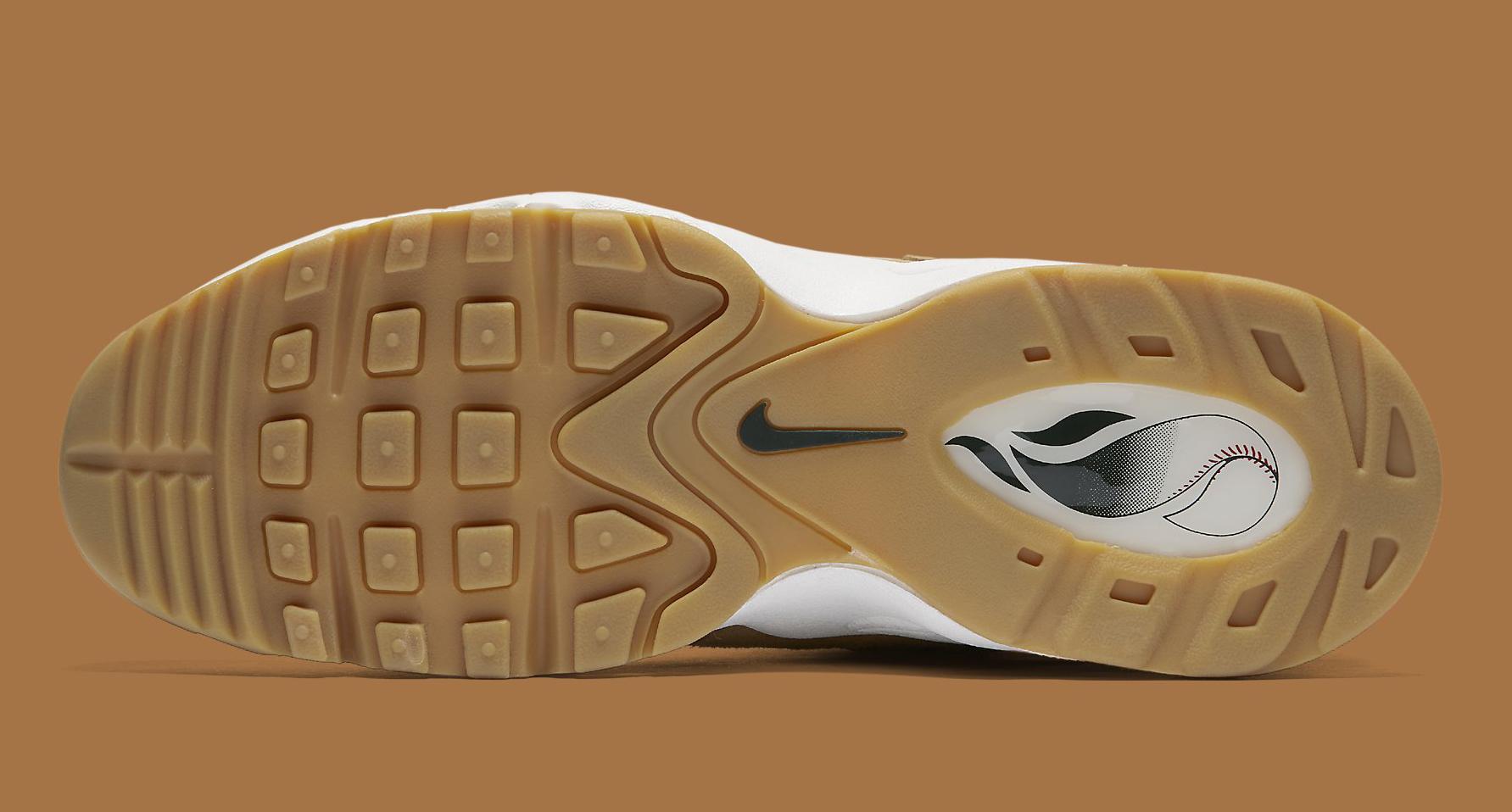 Wheat Nike Griffey Max 1 354912-200 Sole