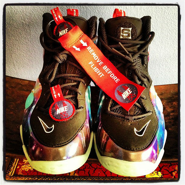 Sole Collector x Nike Zoom Rookie Galaxy Release Recap - thagamezman