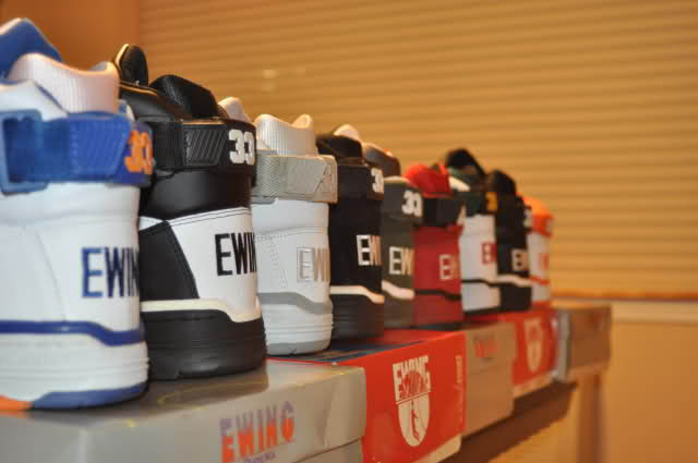 Patrick Ewing Sneakers Shoes Ewing Athletics Knicks
