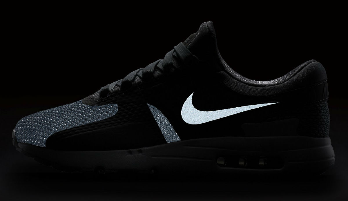 Nike Air Max Zero Cool Grey Reflective 789695-003