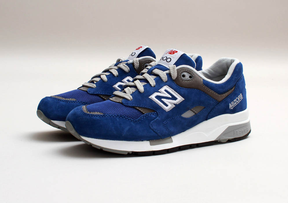 on sale 20a10 d39ab New Balance 1600 - Blue/Grey | Sole Collector