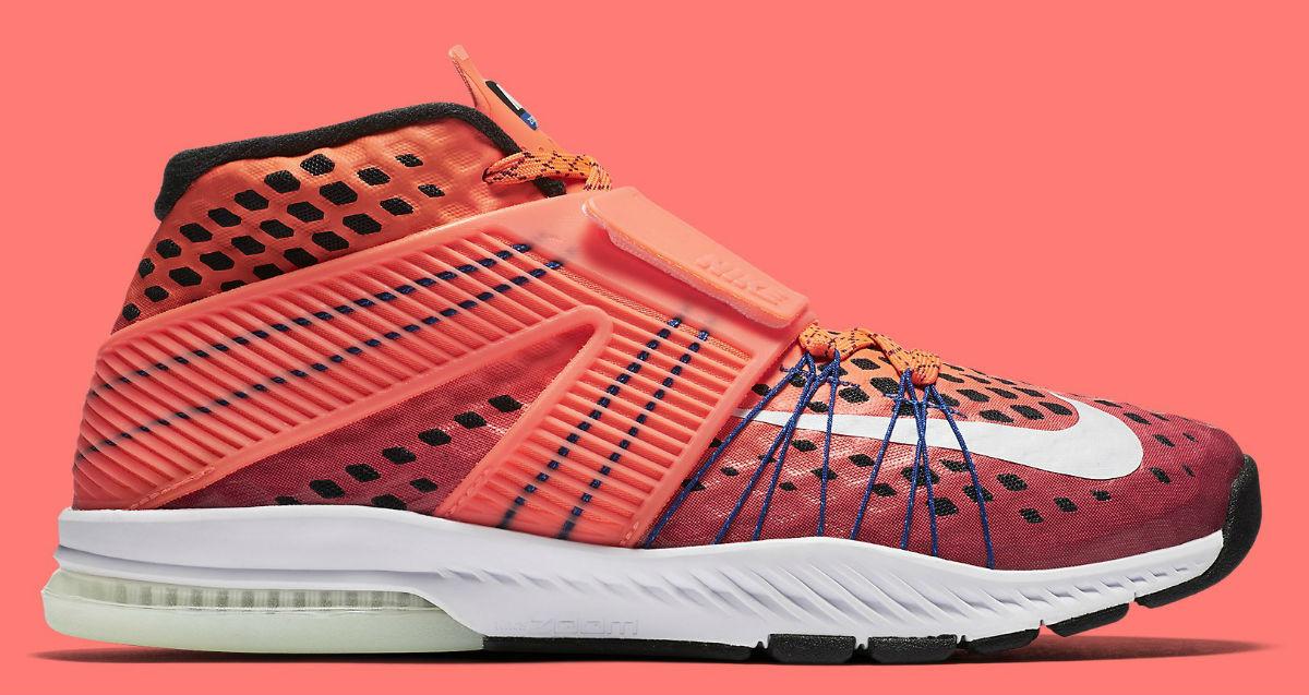 Nike Zoom Train Toranada Gronk Red Side 848507-600