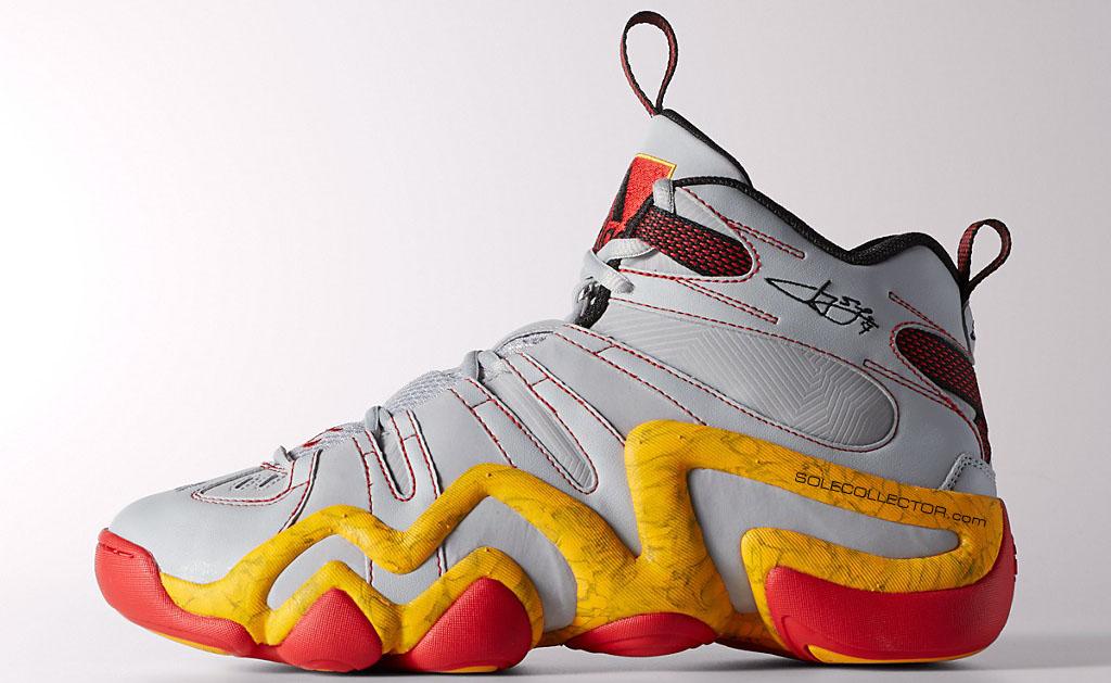 Jeremy Lin Adidas Signature Shoe