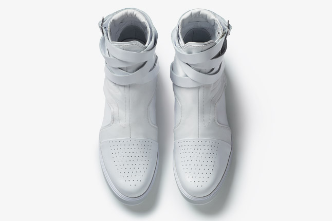 adidas SLVR Fashion Mid Strap White (2)