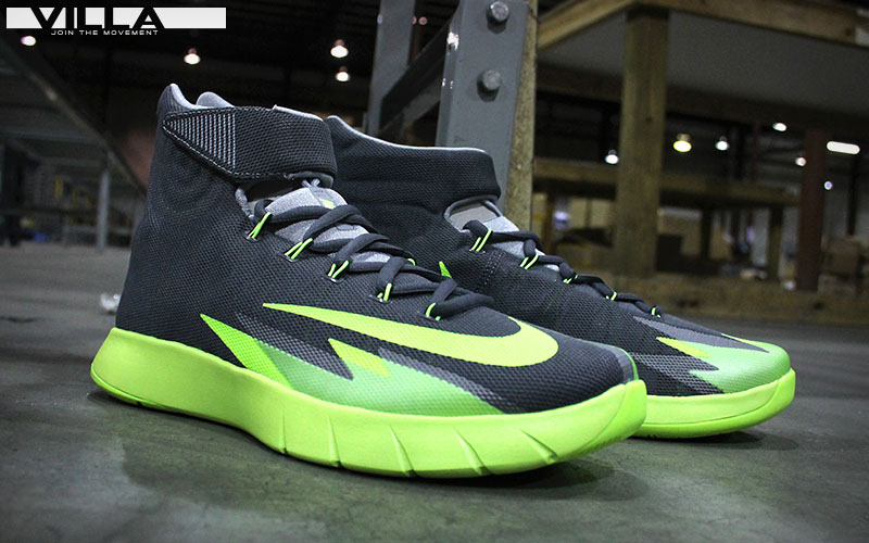 Nike HyperRev Hitting Retail in Black/Volt (1)