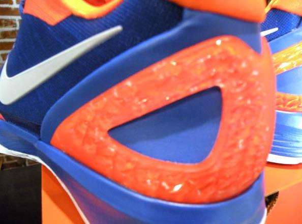 save off 7ba19 22393 Nike Zoom Hyperdunk 2011 Low Jeremy Lin Knicks PE Linsanity 487638-418 (5)