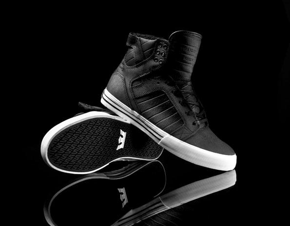 "Supra Skytop - ""Black Bear"""