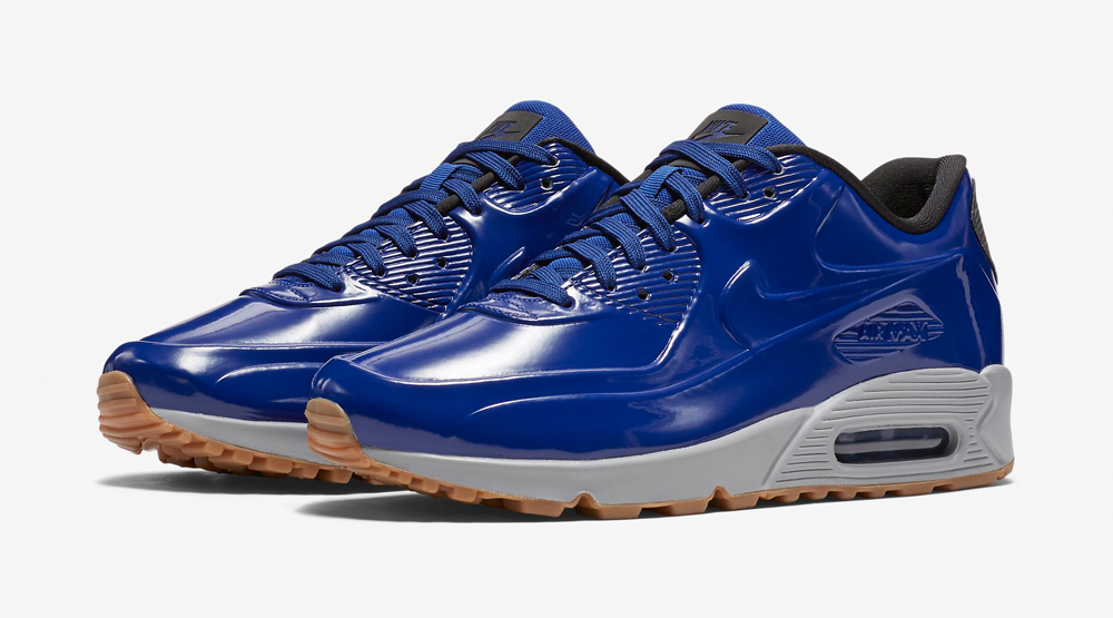 low priced ae86c 470b2 Nike Air Max 90 Blue VT