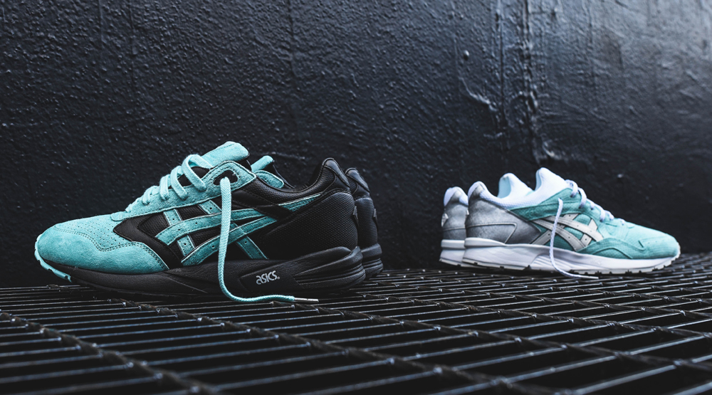 Ronnie Fieg Asics Diamond Tiffany