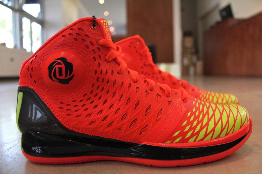 D Rose Adidas 3.5