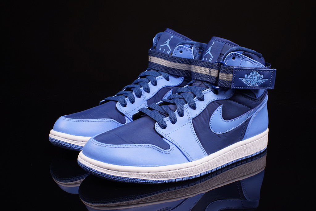 promo code cc160 388a0 The Air Jordan 1 Retro High Strap Is Back In French Blue