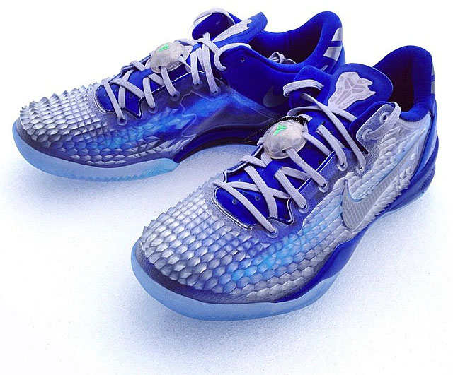 Nike iD Kobe 8 SS Mr. Freeze