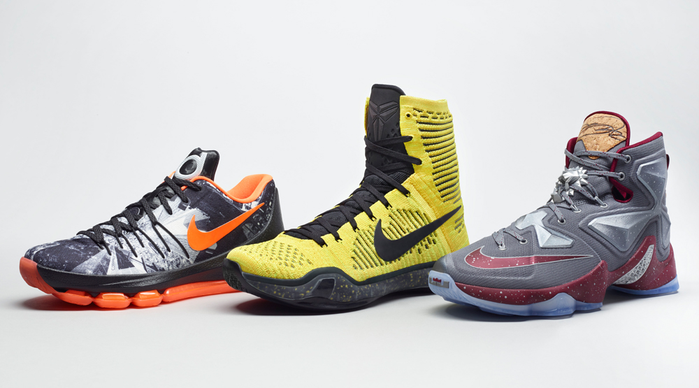 huge selection of c7834 0d526 Nike Basketball Opening Night Sneakers