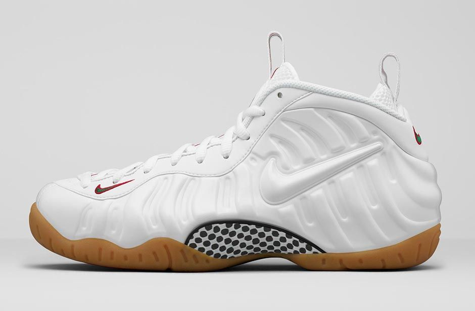 de0495408e9 Here s a Look At the  Winter White  Nike Air Foamposite Pro On-Foot ...