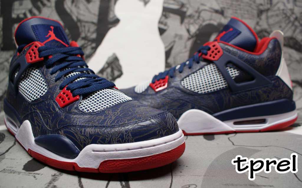33 Air Jordan 4 Player Exclusives That