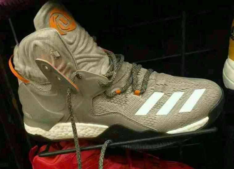 D Rose Adidas 7