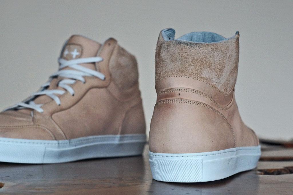 JBF Customs Primo Tan Sneaker (6)