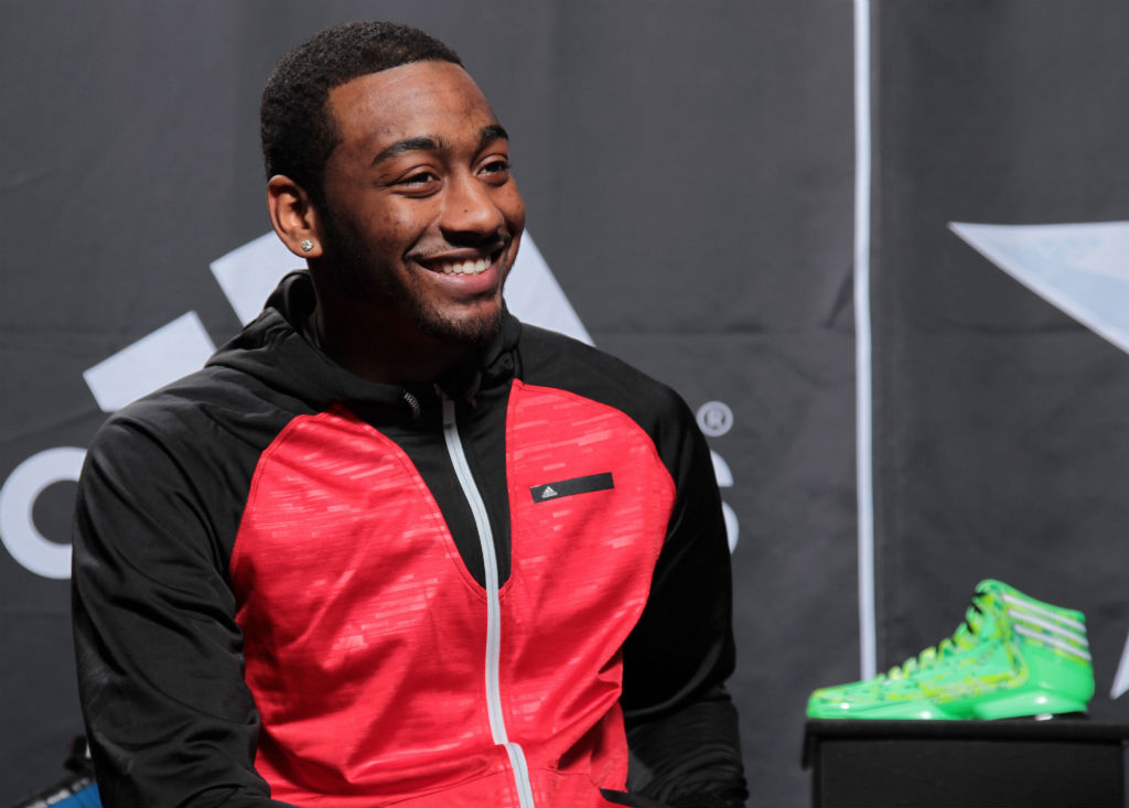 adidas Tips Off NBA All-Star Weekend - John Wall (1)