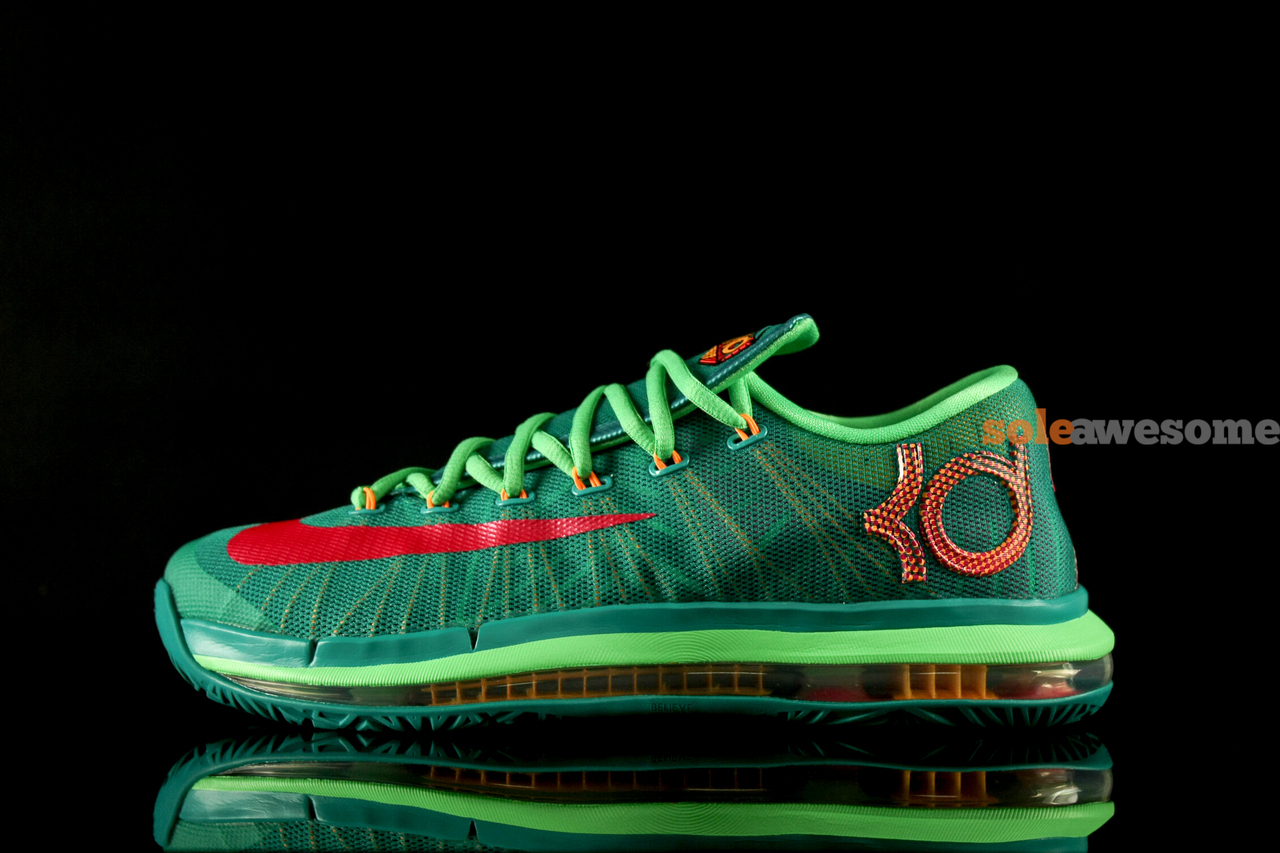 e52e9786fad5 Nike KD VI Elite - Turbo Green