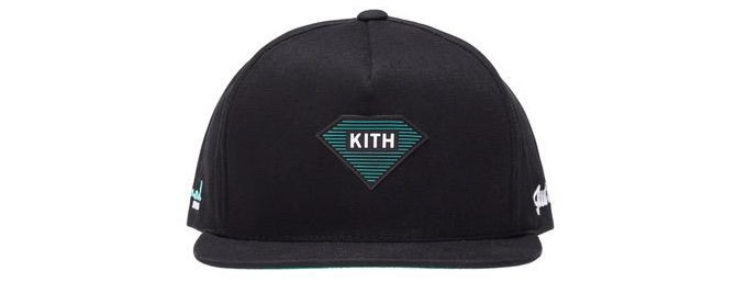 Ronnie Fieg x Diamond Supply x ASICS Tiffany Hat