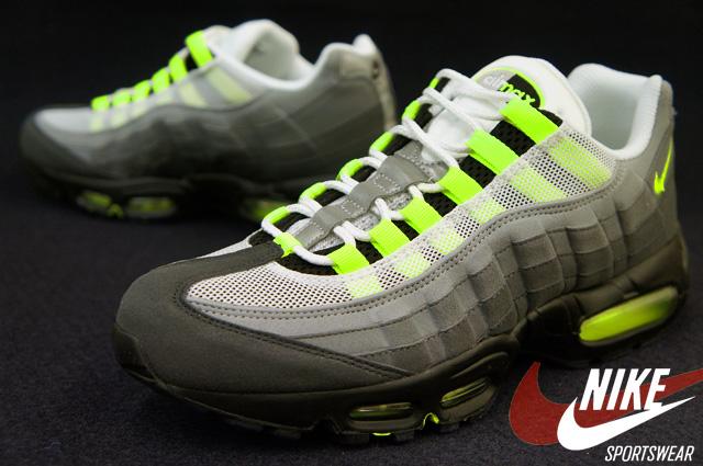 95 air max neon green