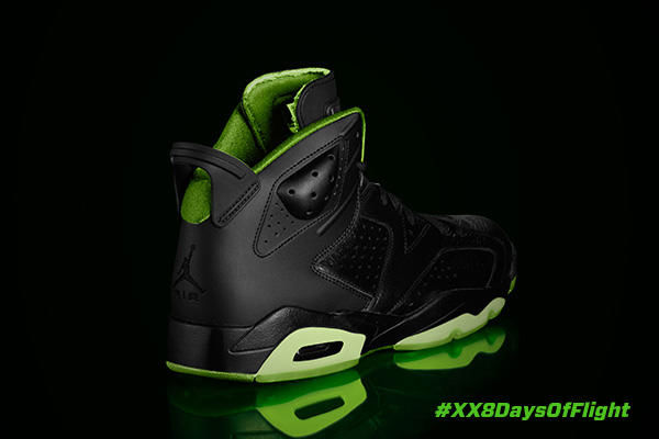 Jordan Brand XX8 Days of Flight // Air Jordan VI 6 (2)