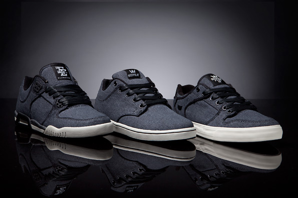 Supra Footwear Denim Pack Sole Collector